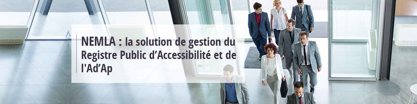 iporta : solution de gestion du registre public d'accessibilité